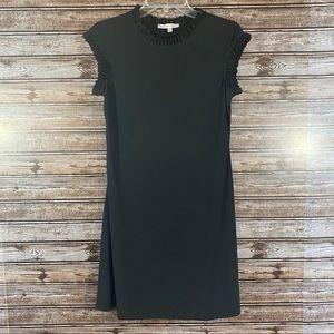 Annalee + Hope- Black Sheath Mini Dress